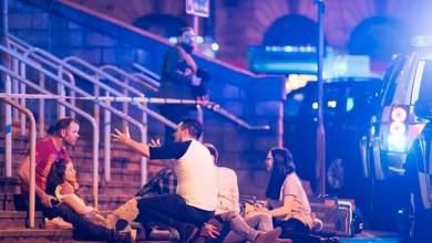 ΒΙΝΤΕΟ: Η στιγμή της έκρηξης στο Μάντσεστερ Αρένα