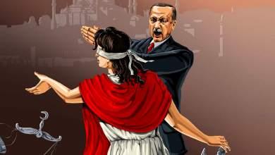 Ο Ερντογάν εγκαθιδρύει τον νομικό φασισμό