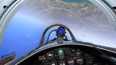 Πετάξτε σε ένα ακροβατικό αεροπλάνο με ένα βίντεο 360 μοιρών!