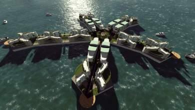 Η Κιβωτός της Ελίτ: Πλωτά νησιά και ένας κόσμος στα μέτρα τους