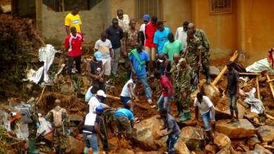 Ποιος νοιάζεται για τη Σιέρα Λεόνε;