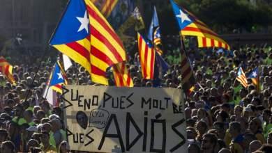 Κατάληψη του υπουργείου Οικονομικών της Καταλονίας από την ισπανική εθνοφυλακή