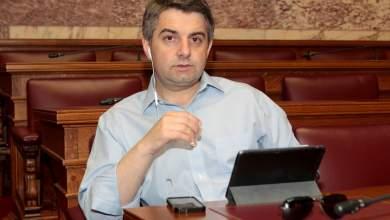Αποσύρεται από τη διεκδίκηση της αρχηγίας ο Κωνσταντινόπουλος λόγω μηνίσκου