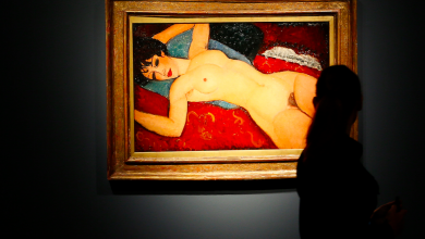 Οι πραγματικές ιστορίες πίσω από τα γυμνά του Μοντιλιάνι
