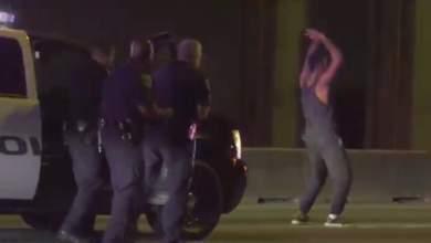 Ήθελαν να τον συλλάβουν αλλά προτιμούσε να χορεύει [ΒΙΝΤΕΟ]