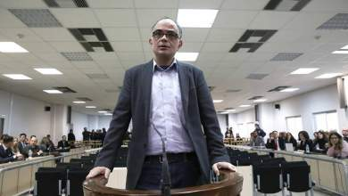Κουσουρής στη δίκη της ΧΑ: «Εγώ δέχθηκα επίθεση με ρόπαλα, ο Φύσσας δέχθηκε δύο μαχαιριές»