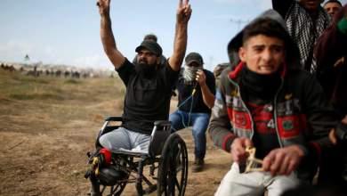 Παλαιστίνιος ΑμεΑ ακτιβιστής πυροβολήθηκε στο κεφάλι από τις ισραηλινές δυνάμεις