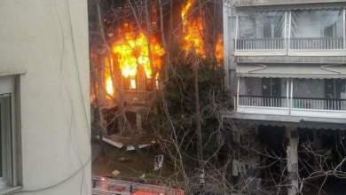 Επίθεση από ακροδεξιούς και φωτιά στην κατάληψη Libertatia στη Θεσσαλονίκη