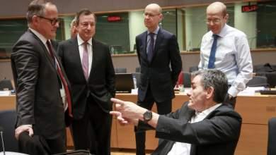 Επεισόδιο Ντράγκι - Τσακαλώτου στο Eurogroup