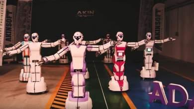 Ρομπότ μαθαίνουν να χορεύουν με παραδοσιακή μουσική [ΒΙΝΤΕΟ]
