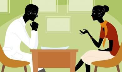 Τι λένε οι Ελληνες στους ψυχοθεραπευτές τους