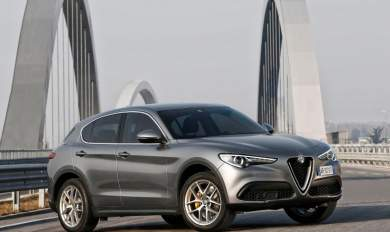 Alfa Romeo Stelvio 2.0/280ps AT8/Q4 (ΔΟΚΙΜΗ): H γοητεία των επιδόσεων