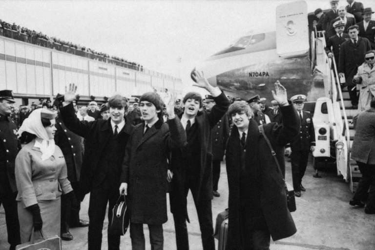 Beatles Go to USA: Η «απόβαση» των σκαθαριών στις ΗΠΑ (Βίντεο)