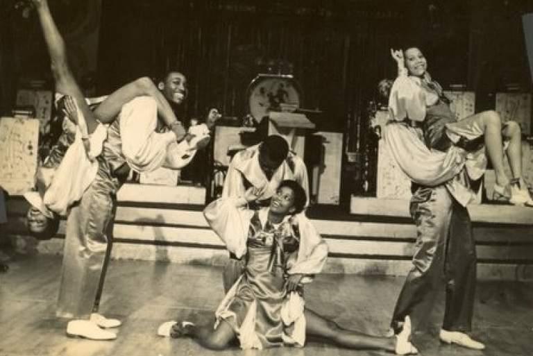 Ο θρύλος του Lindy Hop Φράνκι Μάνινγκ