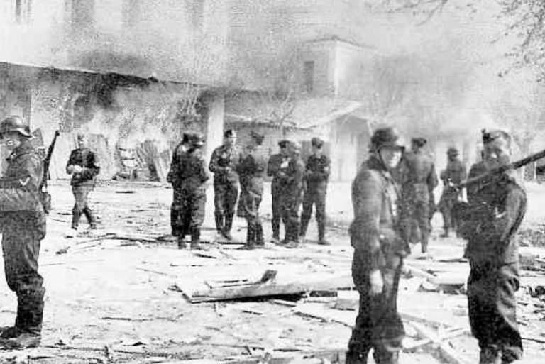 Το «Όχι» και ο αγώνας για τις γερμανικές αποζημιώσεις