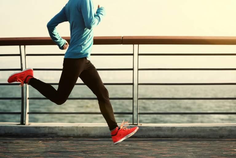 Να τρέχετε... αυξάνει τα χρόνια της ζωής