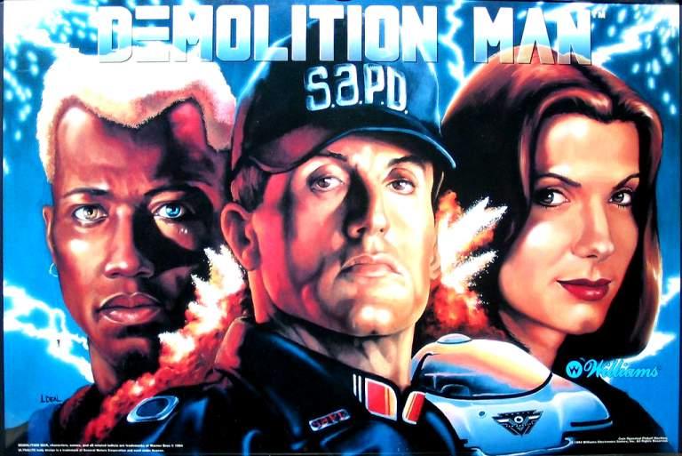 Σταλόνε κατά της «άπληστης» Warner Bros για το Demolition Man
