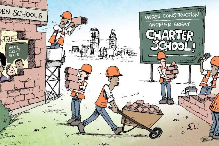 Ένα αμερικάνικο «όχι» στην ιδιωτικοποίηση της εκπαίδευσης