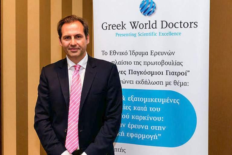 Ο γιατρός του μικρού Βαγγέλη, Δρ. Ζαχαρούλης, μιλά για το εμβόλιο που δίνει ελπίδες για το νευροβλάστωμα