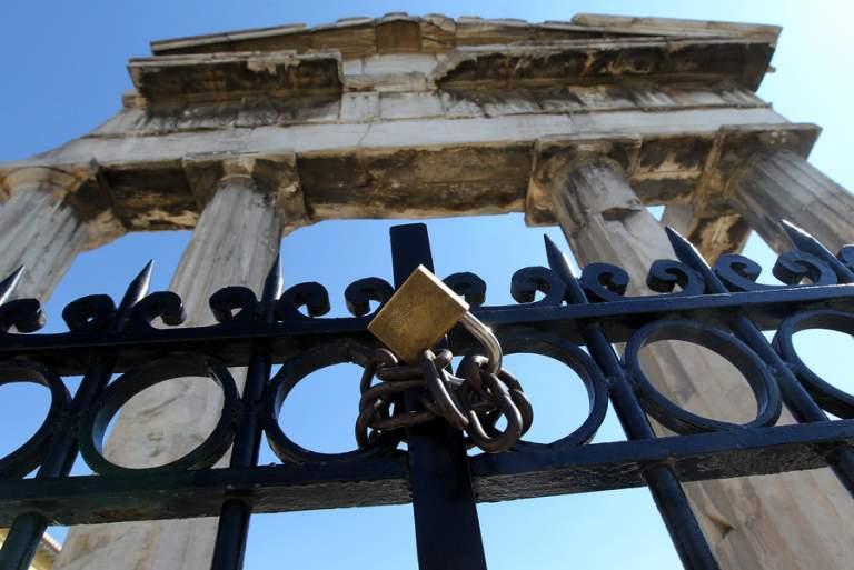 Κλειστά αρχαιολογικοί χώροι και μουσεία την Πέμπτη, 6 Ιουλίου, λόγω στάσης εργασίας