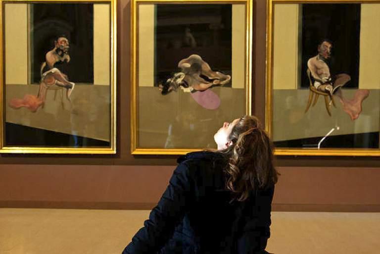 Βρέθηκαν τρεις πίνακες του Φράνσις Μπέικον που είχαν κλαπεί
