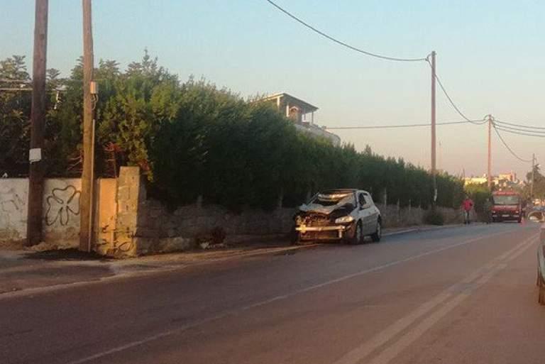 Κρήτη: Αυτοκίνητο παρέσυρε και σκότωσε δύο φοιτητές
