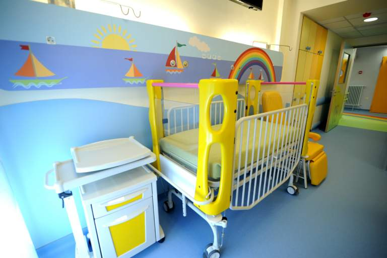 «Μεταμόρφωση» παιδιατρικών νοσοκομείων από τον ΟΠΑΠ: Τρία νέα έργα σε εξέλιξη
