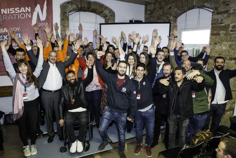 Generation N: Στηρίζοντας την καινοτομία