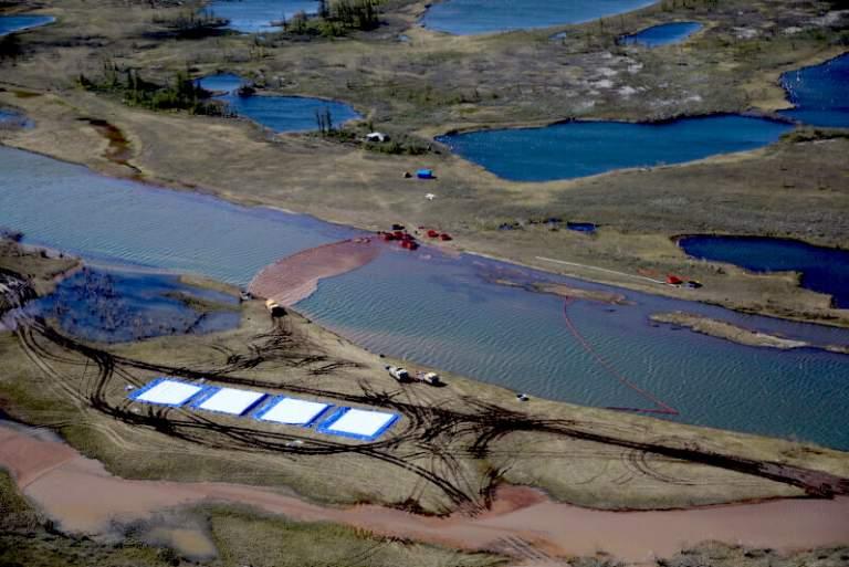 Το «Exxon Valdez»της Σιβηρίας