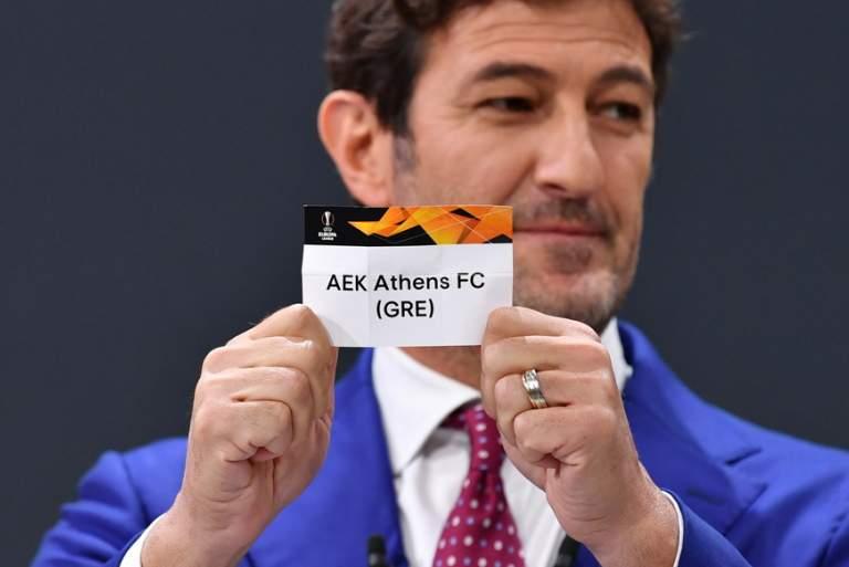 Οι αντίπαλοι του ΠΑΟΚ και της ΑΕΚ στο Europa League