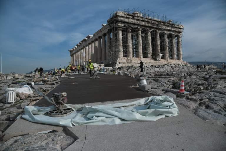Σύλλογος Ελλήνων Αρχαιολόγων: «Διεθνής διασυρμός με τις παρατυπίες στην Ακρόπολη»