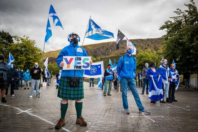 Θα επιστρέψει η Σκωτία στην Ευρωπαϊκή Ένωση;