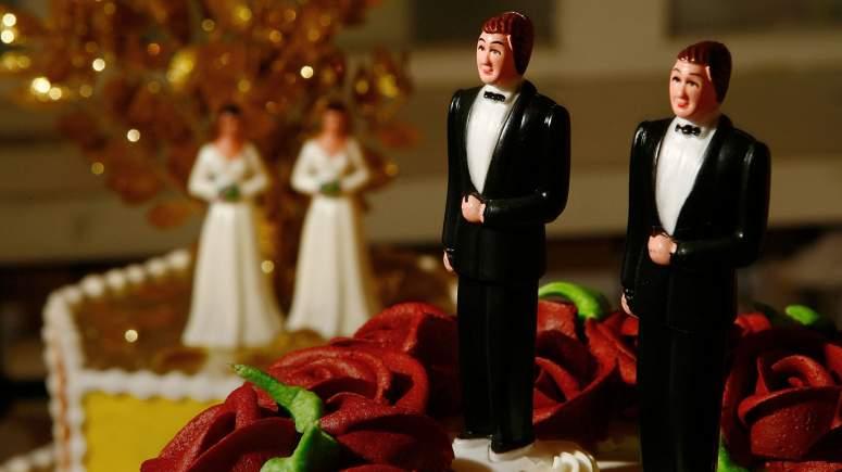 Η πιο σημαντική γαμήλια τούρτα στην Αμερική