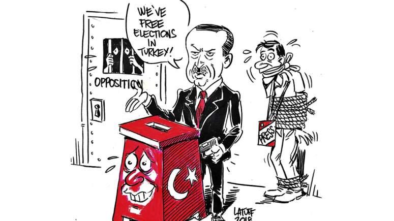 Ελεύθερες εκλογές...