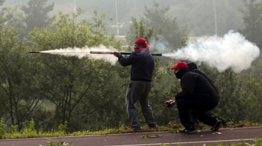 Η μάχη της Ισπανίας: Ανθρακωρύχοι εναντίον λιτότητας...